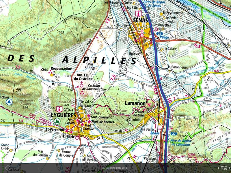 Eyguieres eyguieres provence - Office tourisme eyguieres ...